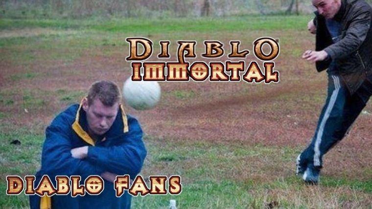 Blizzard yetkilileri, Diablo Immortal'ı yok etmeye mi çalışıyor?