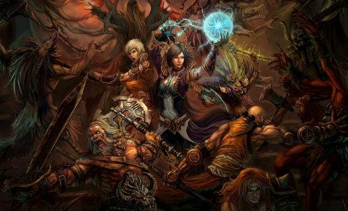 Diablo III 2.0.1 test sunucusu yayında!