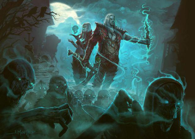 Necromancer, Diablo 3'e mi geliyor?