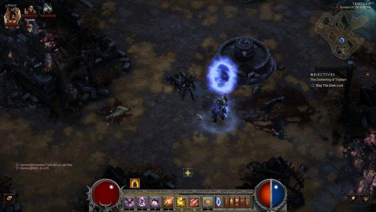 Diablo 3'ün Darkening of Tristam etkinliği tekrar bizle