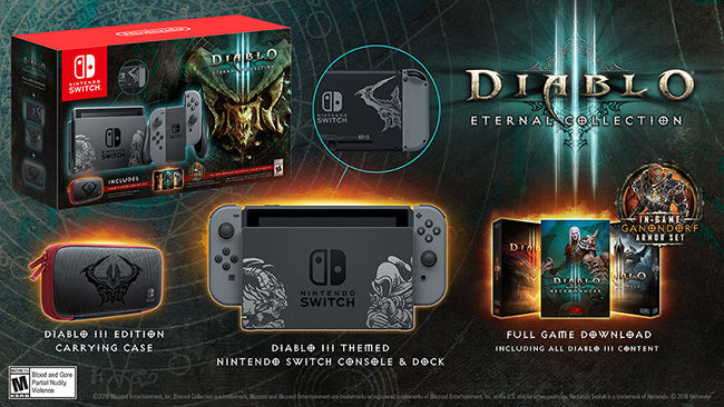 Switch Diablo III: Eternal Collection Bundle duyuruldu