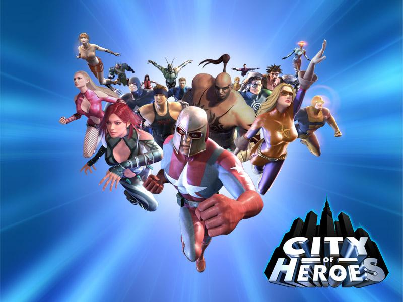 City of Heroes ekibinden elveda