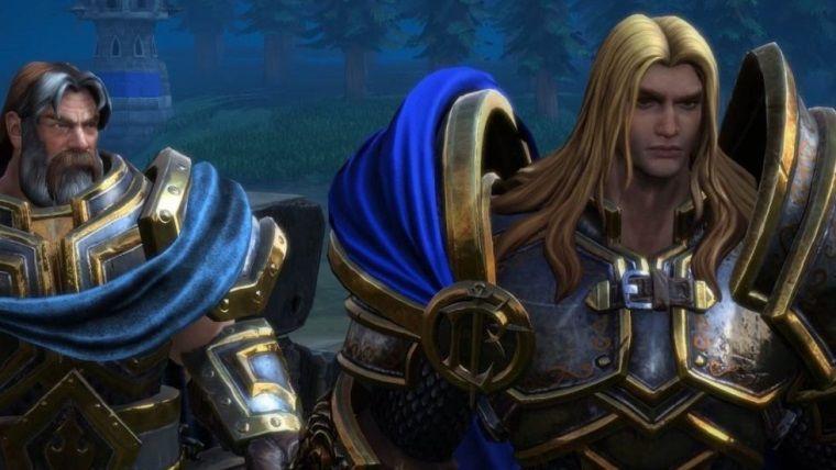 Warcraft 3: Reforged'un içinde The Frozen Throne da olacak