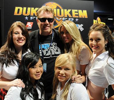 Duke Nukem Forever'ın sesi Jon St. John Röportajı