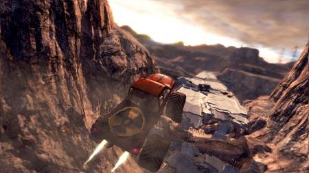 Duke Nukem'in yeni HD ekran görüntüleri