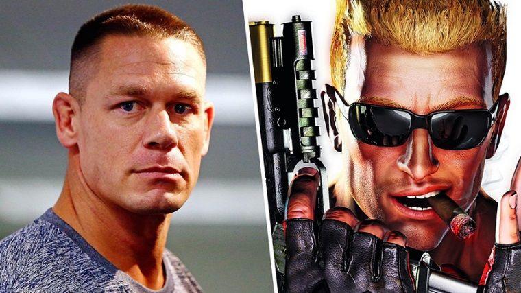 Duke Nukem filmi için John Cena düşünülüyor!