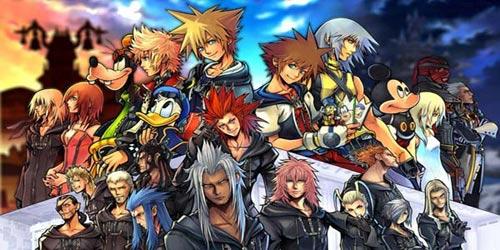 Kingdom Hearts 3 en geç 2015'te