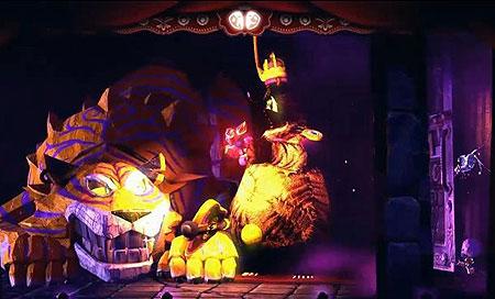 Sony'den farklı bir oyun: Puppeteer