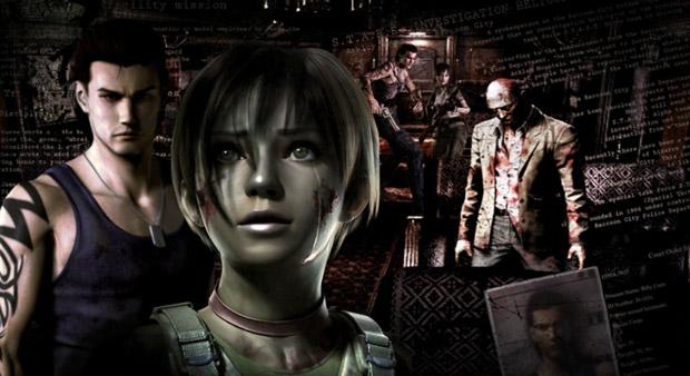 Resident Evil Zero da HD Remastered furyasına kapılmış gibi görünüyor