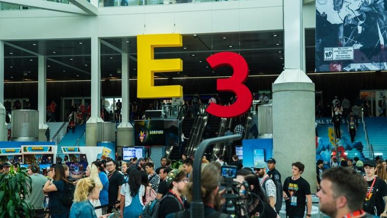 E3'ün logosu sonunda değişti