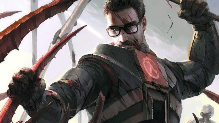 Half-Life 2'nin, UE4'lü versiyonundan oynanış videosu geldi