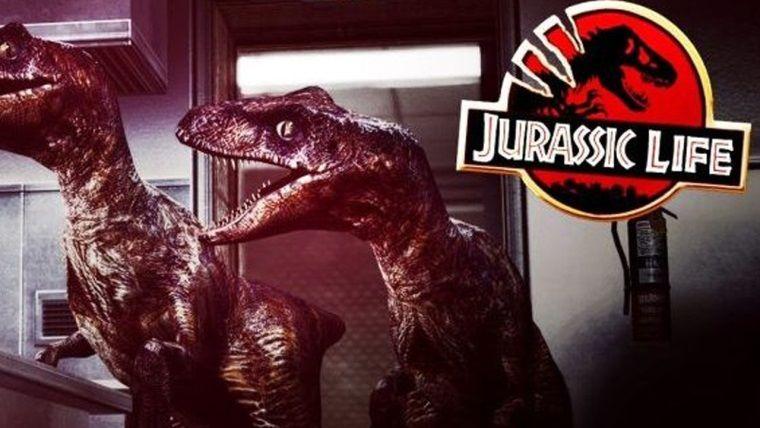 Half Life 2 modu Jurassic Life ayrı bir oyun olarak çıkıyor