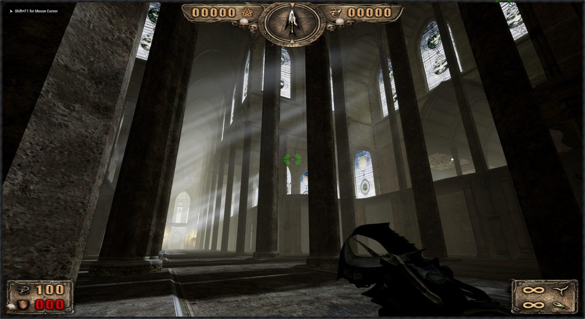 Popüler seri Painkiller'ın ilk oyunu Unreal Engine 4'e taşındı