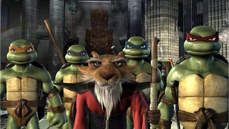 Ninja Kaplumbağalar animasyon filmi için hazırlıklar başladı