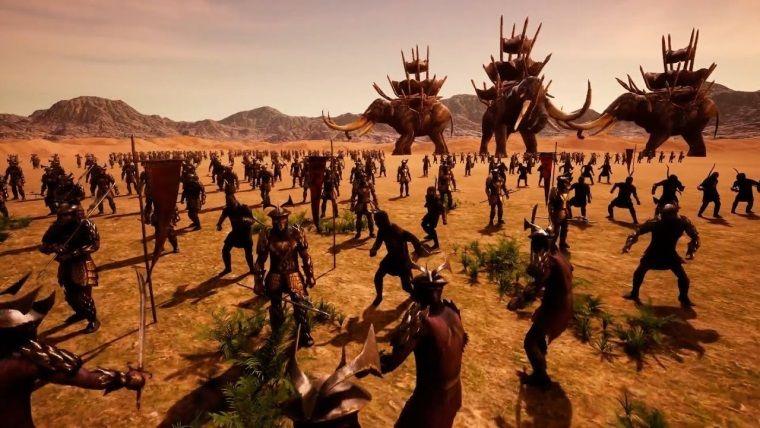 Battle for Middle-Earth Remake için yeni videolar geldi