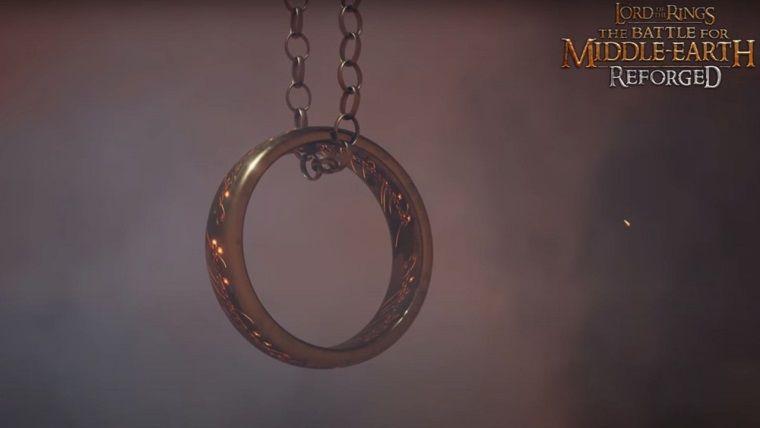 Battle for Middle-Earth Reforged için ilk oynanış videosu yayınlandı