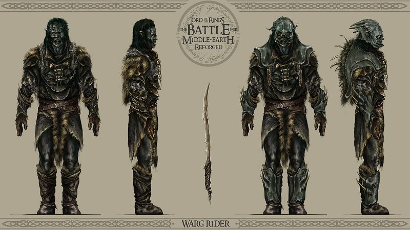 The Battle for Middle Earth Reforged ön inceleme