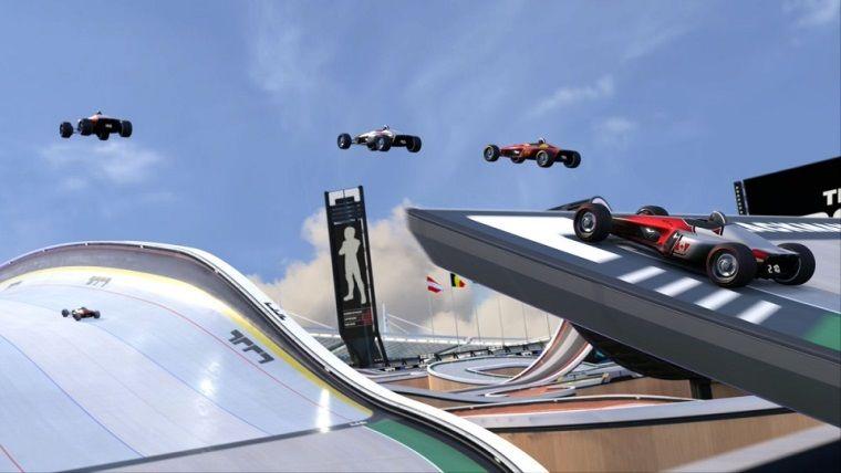 Yeni Trackmania oyununu yapımcısı ile konuştuk