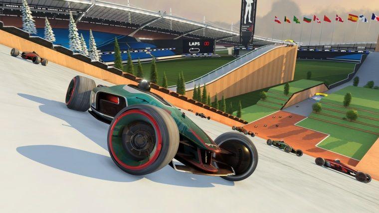 Yeni Trackmania oyunu bedava olarak çıktı