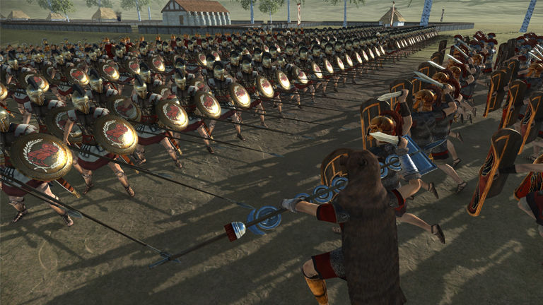 Total War Rome Remastered sistem gereksinimleri