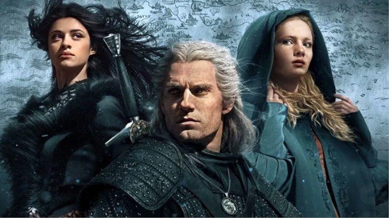 Kafası karışanlar için The Witcher dizisinin zaman çizelgesi yayınlandı