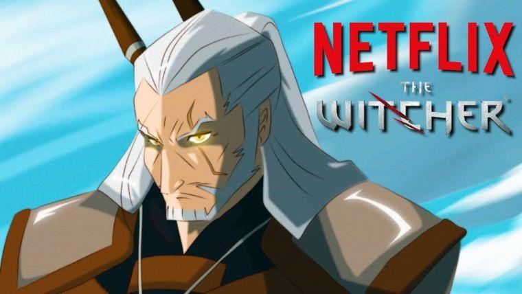 The Witcher'ın animasyon filmi duyuruldu
