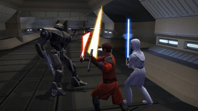 Star Wars Knights of The Old Republic II, mobil platform'a geliyor!