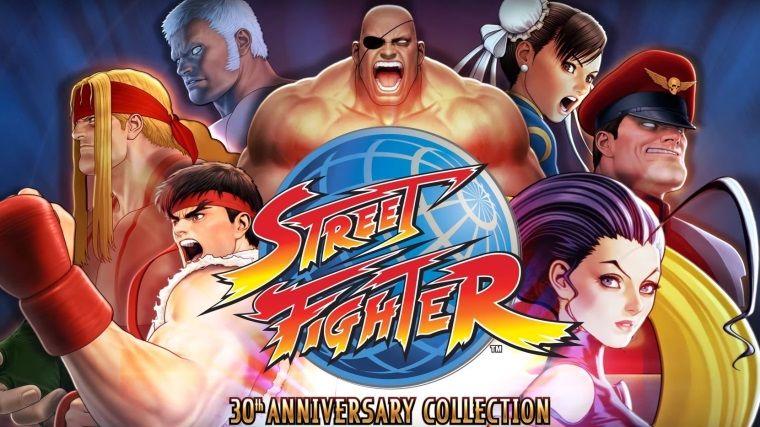 Capcom, Street Fighter'ın 30. yıla özel sürümünü duyurdu