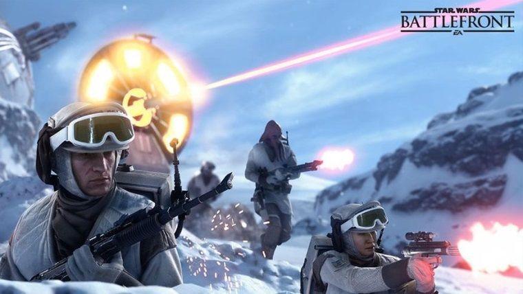 Star Wars: Battlefront modu sinematik bir deneyim sunuyor