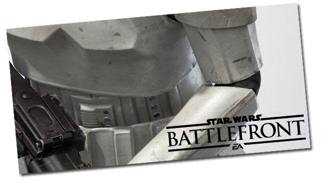 Electronic Arts'tan, Star Wars: Battlefront görselleri