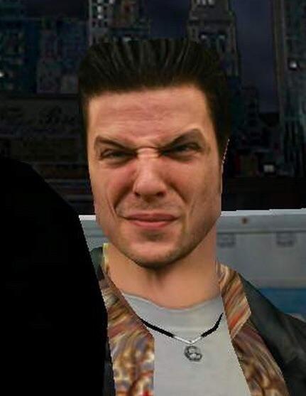 Max Payne'in orijinal