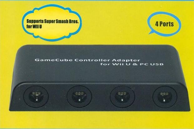 Gamecube gamepad'ini PC'de kullanmak artık mümkün