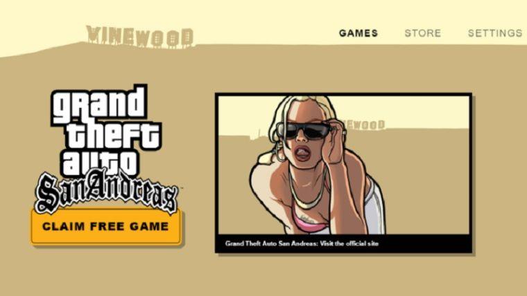Rockstar Launcher çıkışına özel GTA: San Andreas bedava oldu