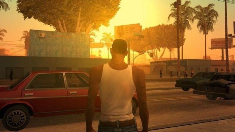 GTA San Andreas Remaster AI modunun final sürümü yayınlandı