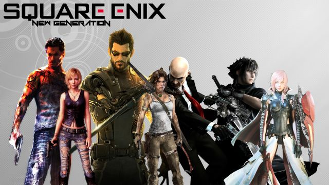 Square Enix'in Tokyo Game Show da sunacağı oyunlar belli oldu