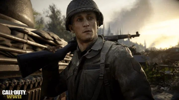 Call Of Duty ikinci