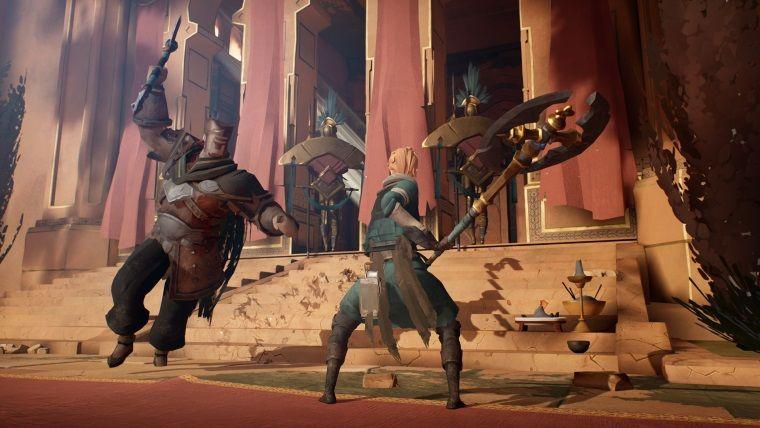 Epic Games Store özel oyunu Ashen Steam'de yayınlandı