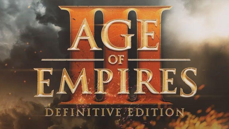 Age of Empires 3 Definitive Edition duyuruldu