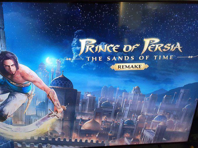 Prince of Persia: The Sands of Time Remake sızdırıldı