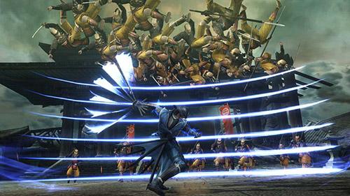 Sengoku Basara 4'ten son görüntüler