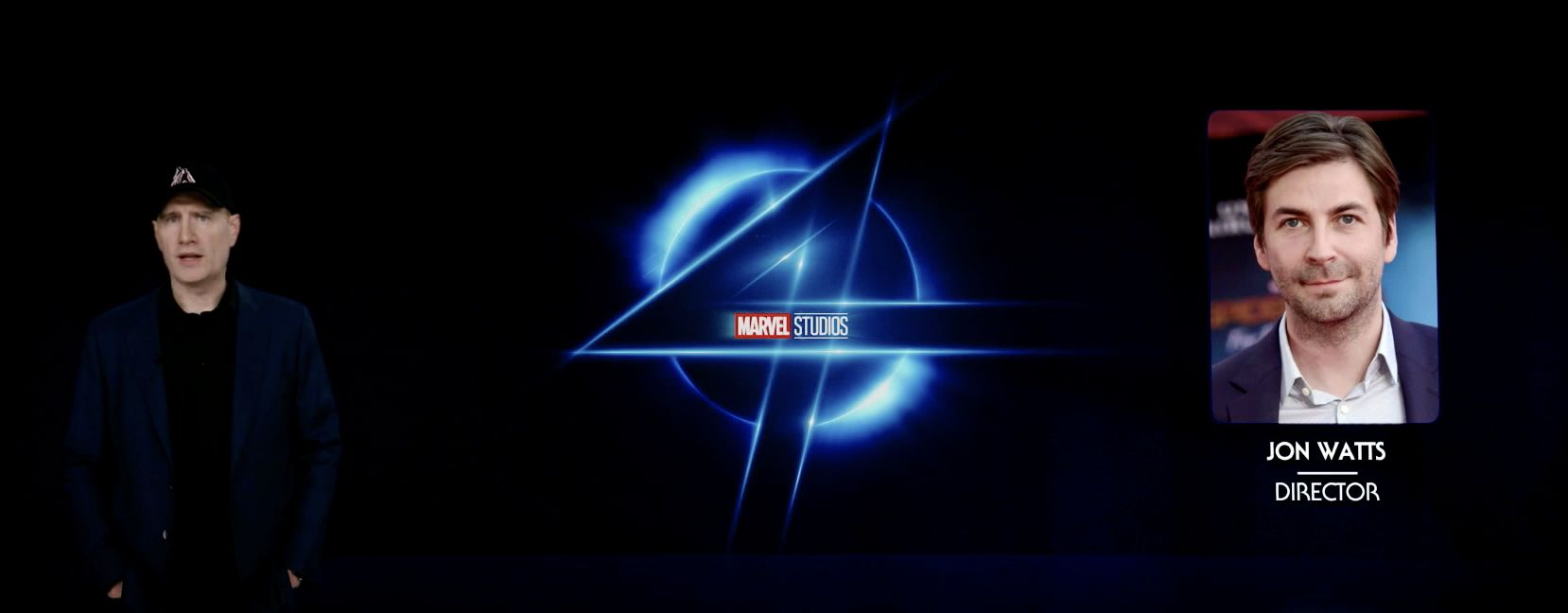 Marvel hits the button for Fantastic 4 movie