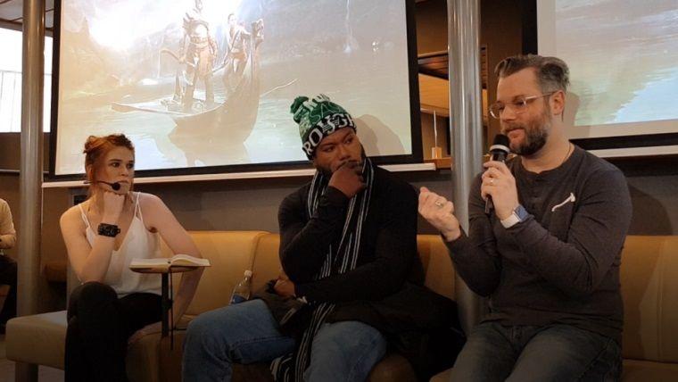 God of War ekibi oyunun yapım aşamasını ve anılarını anlatıyor