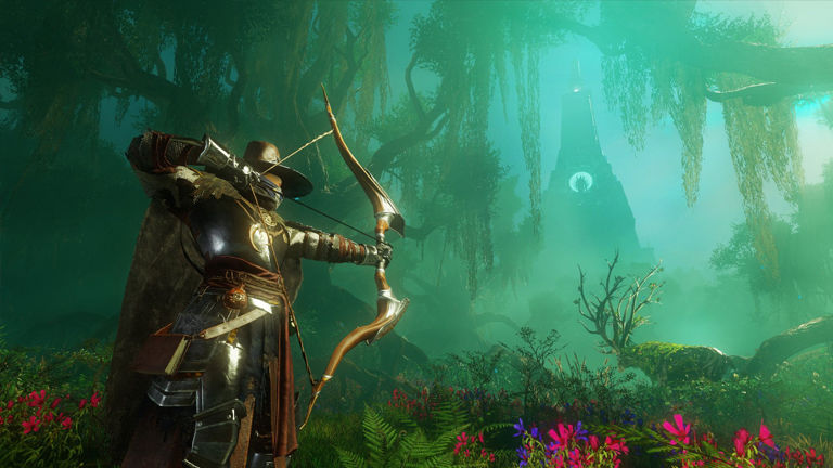 Amazon Lord of the Rings cancels MMO project
