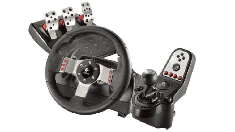 c0e2149e886 Logitech MOMO Racing Force Feedback Wheel