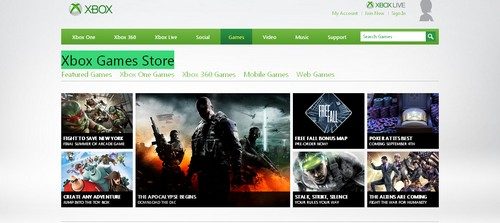 Xbox Marketplace'de teknik problemler