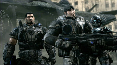 Gears Of War serisi Kinect'leniyor mu?