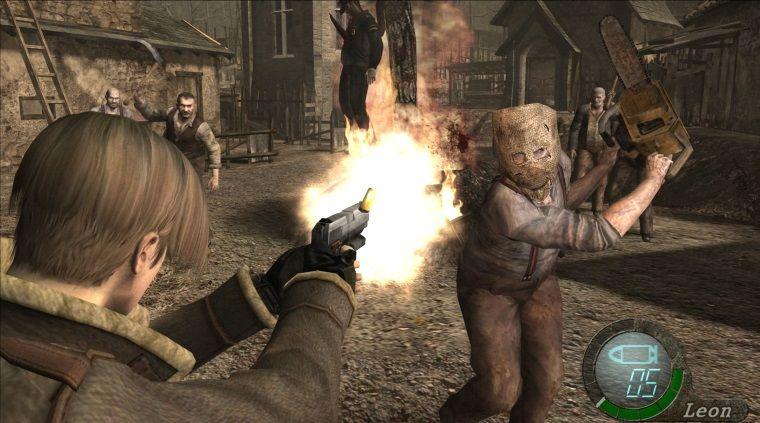 Hayran yapımı Resident Evil 4 HD modu güncellenmeye devam ediyor