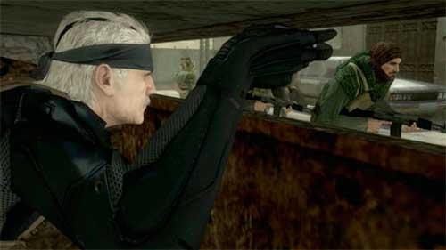 Metal Gear Solid 4: 25th Anniversary Versiyonu