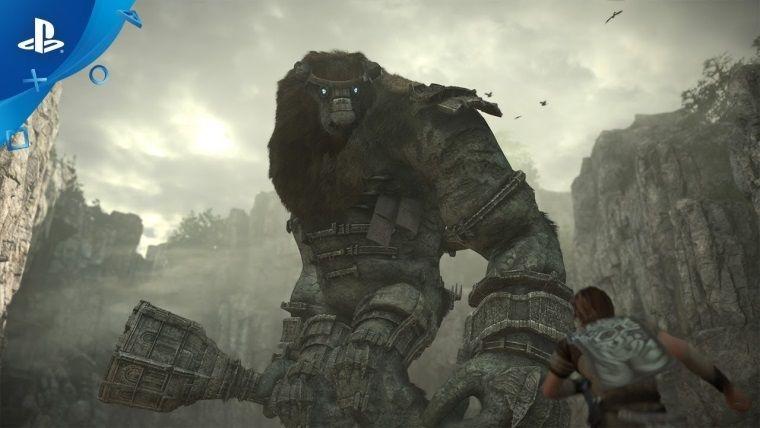Shadow of The Colossus'un başarım listesi yayınlandı