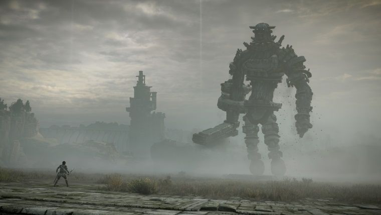 Shadow of the Colossus / İlk Bakış